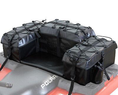 Arch Series Padded Bottom Bag Black ATV Luggage & Utility