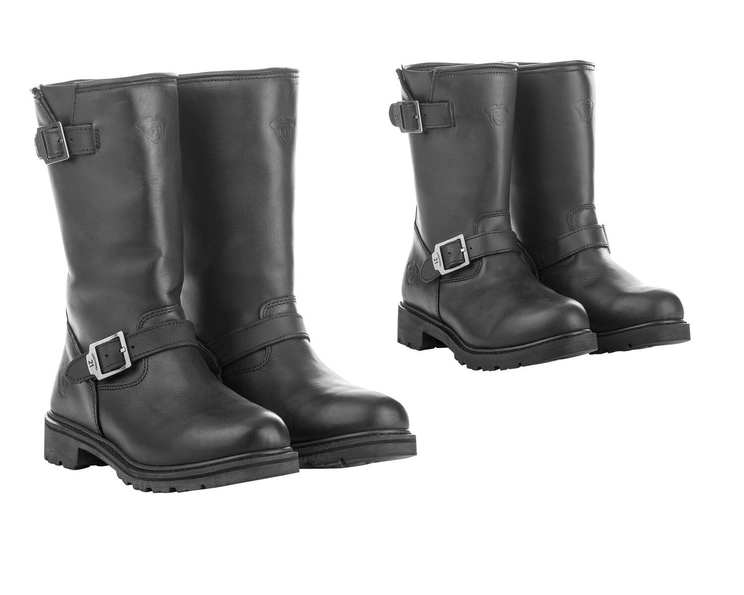 Highway 21 Primary Engineer Leather Mens Motorcycle Boots - Pick Size / Style