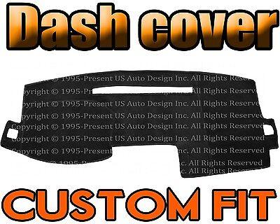 Fits 2005-2011 CADILLAC  STS  DASH COVER MAT DASHBOARD PAD / BLACK