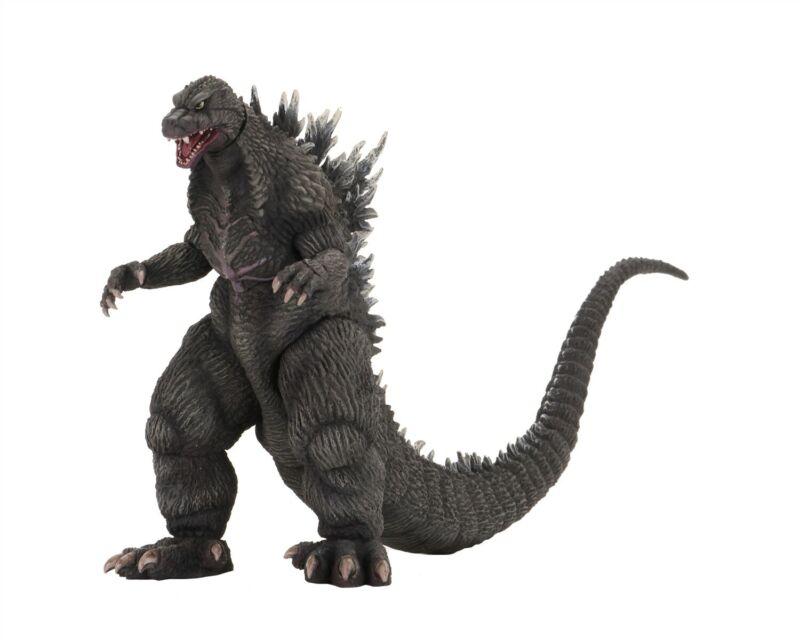 "Godzilla - 12"" Head to Tail Action Figure - Classic2003 Godzilla - NECA"