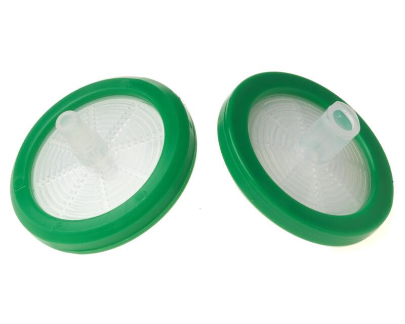 CELLTREAT Syringe Filter, PES, Ind. Wrapped, 0.45?m, 30/Case, Sterile, #229749