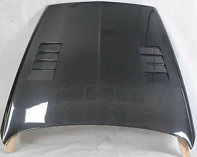 Bentley Continental GT3R Look Carbon Fiber Bonnet Hood 2004-2017 Bentley GT GTC