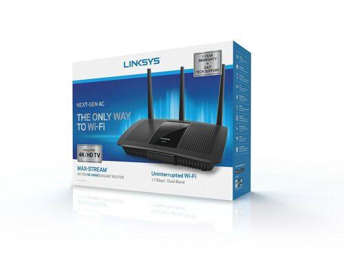 SEALED  Linksys EA7300 MAX-STREAM AC1750 MU-MIMO Gigabit Wi-