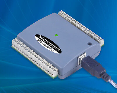 Measurement Computing Usb-1408fs-plus Usb Data Acquisition Daq New