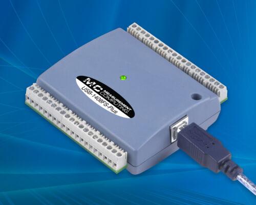 Measurement Computing USB-1408FS-PLUS USB data acquisition (DAQ)  New!