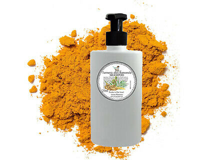 SHAMPOO Turmeric and Chamomile. Best for blonde and thin