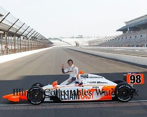 DAN WHELDON 2011 INDY 500 WINNER AUTO RACING 8X10 PHOTO