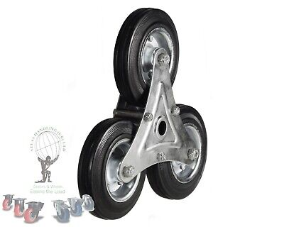 Stair Climber wheel assembly for Sack Truck, One assembly