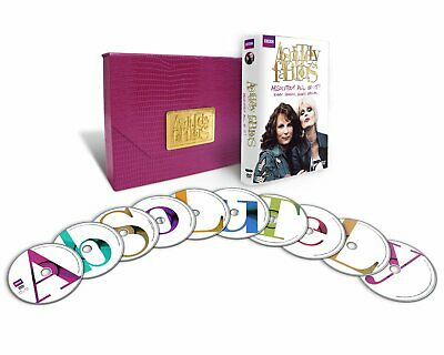 *NEW* ABSOLUTELY FABULOUS Absolutely All of It! Complete Series DVD Set BBC