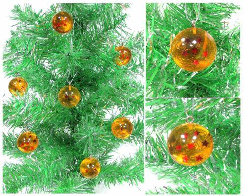 Dragon Ball Z  Christmas Ornaments   **Brand New**. 7 Piece Set