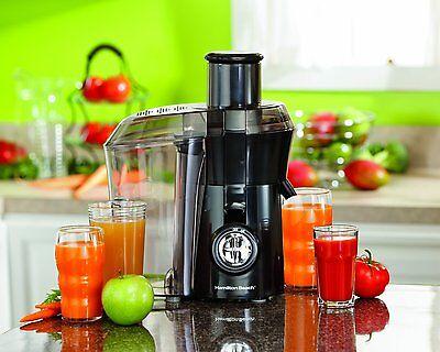 Hamilton Beach Big Mouth Juice Extractor, Recipe,Nutrient,Food,Fruit,Health, (Hamilton Beach Big Mouth Juice Extractor Red)