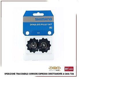 Shimano Set Pulegge Guida Cambio RD-M765-M670-M675-M5800-M640-M615 SLX Dyna Sys