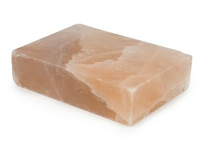 "HemingWeigh Himalayan Salt Rock For Cooking, Grilling, Searing (10"" x 6"" x 2"")"