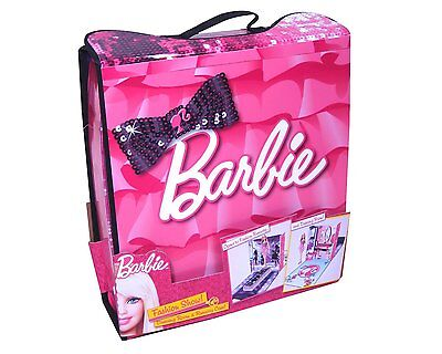 Neat-Oh Barbie Fashion Show Dressing room & Runway Case A1518XX NEW