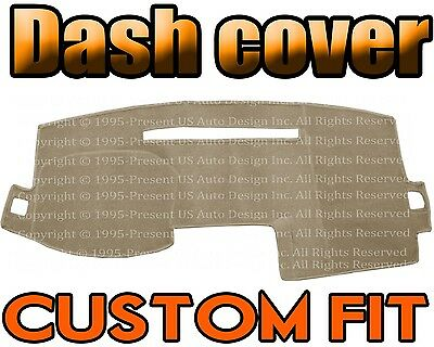 Fits 2005-2011 CADILLAC  STS  DASH COVER MAT DASHBOARD PAD / BEIGE
