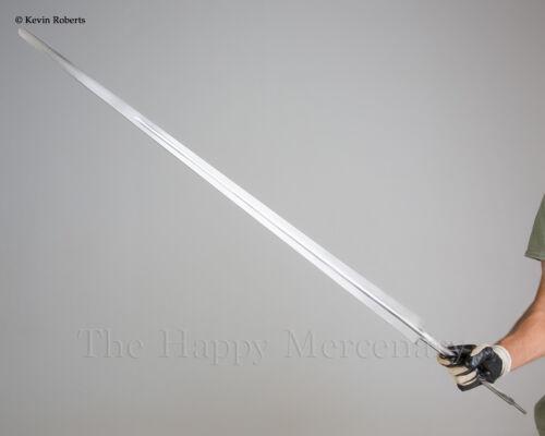 "Hanwei Tinker Blunt Two Hand 47"" Longsword Blade Sparring Battle Ready HEMA ⚔️"