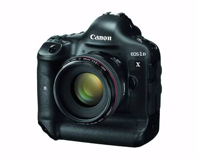 Canon EOS-1D X Digital SLR Camera - Body Only Campbelltown Campbelltown Area Preview