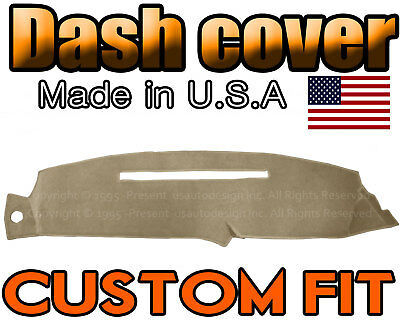 1997-1999 Chevy Suburban Dash Cover Mat Pad Carpet CH75 Beige
