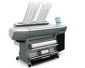 Oce colorwave 300 Plotter Large Format Printer Perth Perth City Area Preview