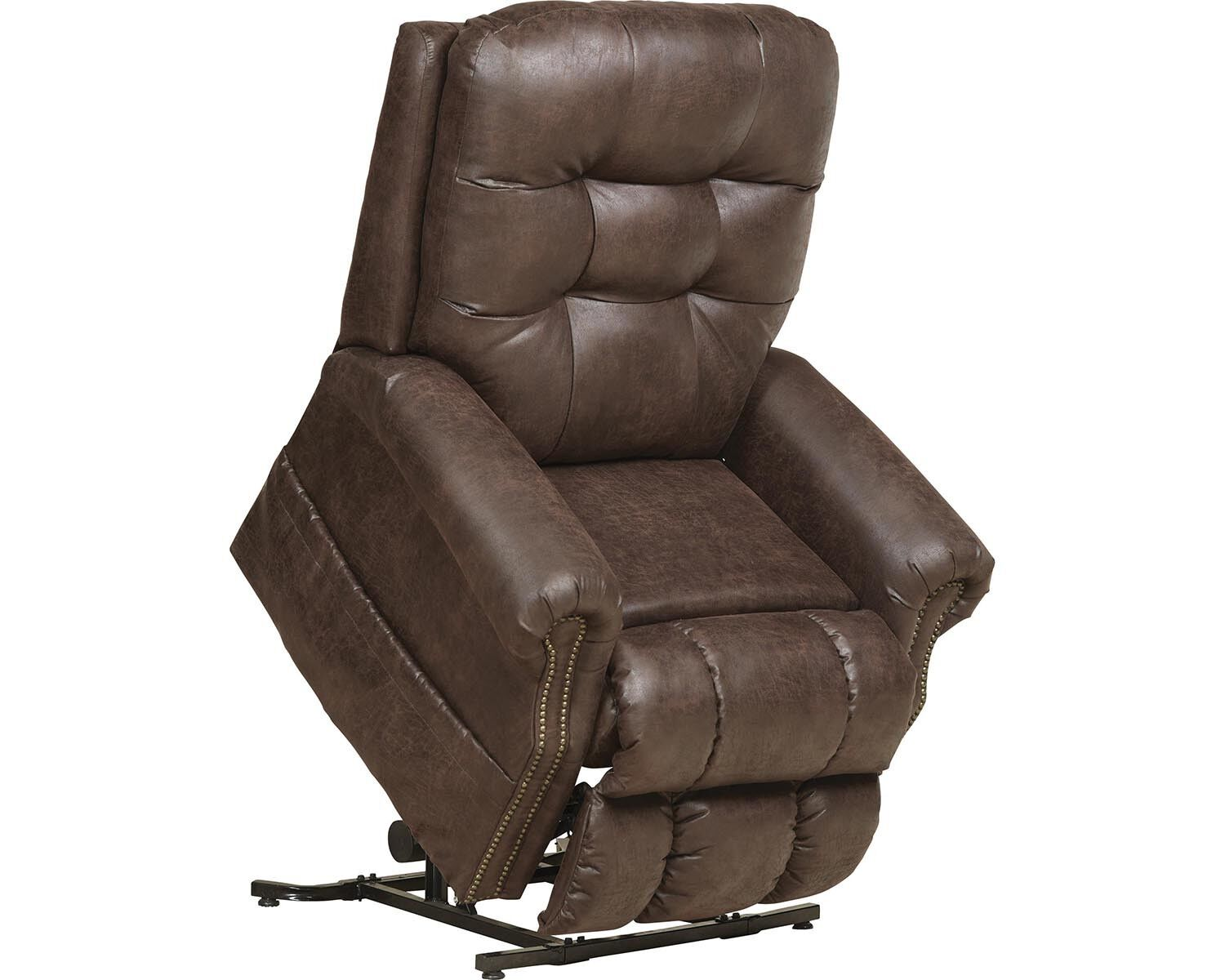 Catnapper Ramsey Power Lift Chair Lay Flat Recliner with Hea
