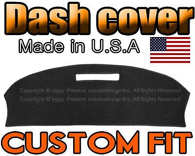 fits 1983-1989  CHEVROLET CORVETTE DASH COVER MAT DASHBOARD PAD /  - Corvette Dash Cover
