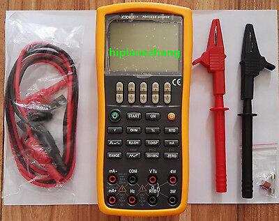 Vma Ohm Rtd Hz Pulse Switch Thermocouple Multifunction Process Calibrator Vc11