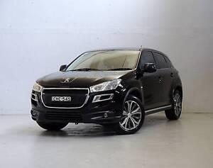 2012 Peugeot 4008 Wagon AUTO 4X4 Wickham Newcastle Area Preview