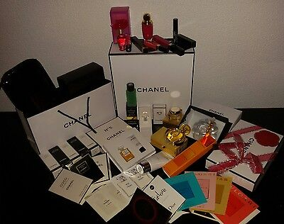 Chanel -Dior - Beautyset