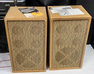 Vintage Jensen TF-3 3-Way 4-Speaker Loudspeaker System