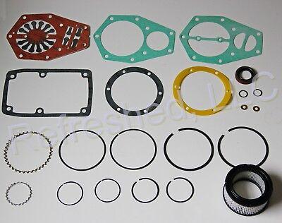 Campbell Hausfeld Speedaire Tf000021p 3z492 Rebuild Tuneup Kit Parts
