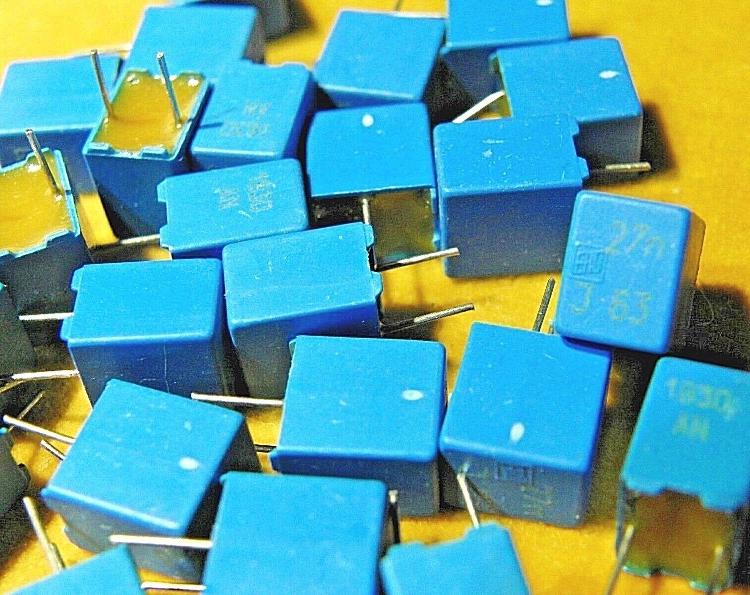 25 Piece Lot 160 Ohm 1 Watt 5/% Metal Oxide Resistor 281-160-RC