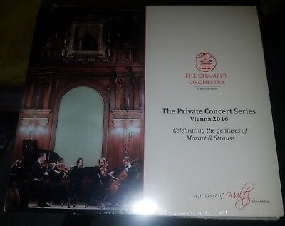 The Chamber Orchestra by Waltz in Vienna [2016] CD ( New and Sealed  )