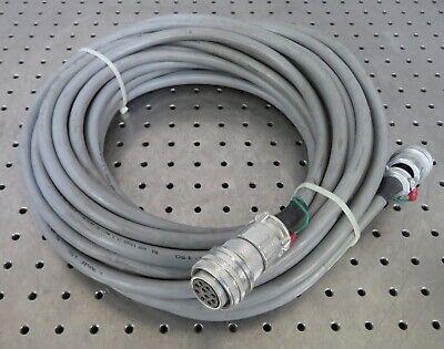 C165256 Cti-cryogenics 8112463g500 On-board Cryo Pump Power Cable 50ft 10-pin