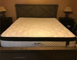 King mattress new!