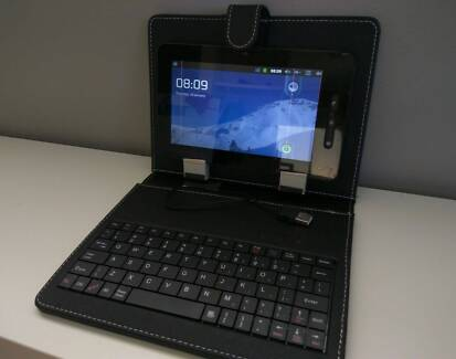 Ployer Momo 9 Tablet with Keyboard Case FREE SHIPPING INCLUDED