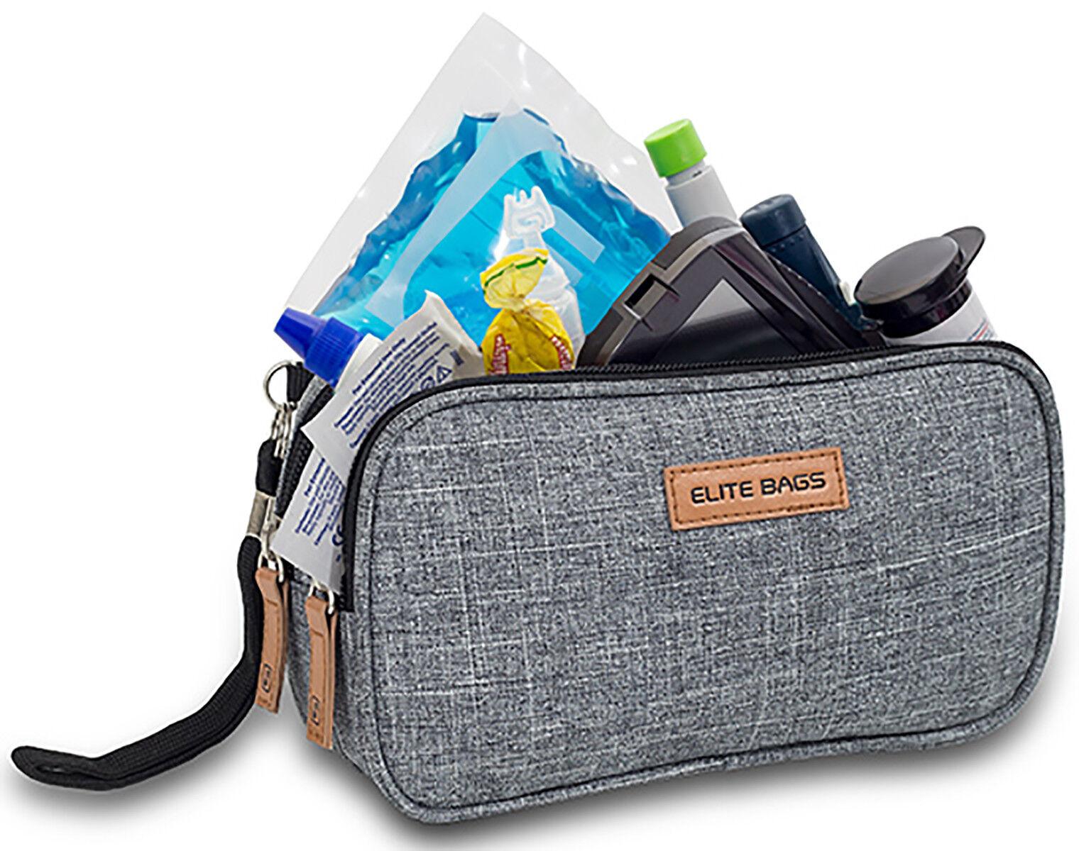 Tee-uu EliteBags Dia's Bitone Diabetikertäschchen BZ-Tasche Diabetikertasche