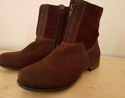 Schuhe,Stiefeletten Think,Gr 38,Leder,wie neu online kaufen
