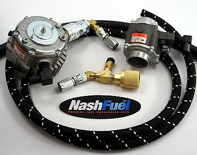 Wisconsin Vh4d Engine Complete Propane Conversion Kit Dual Fuel Lpg Generator