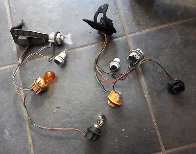 FORD FIESTA MK6 MK6.5 FACELIFT 3 DOOR REAR LIGHT LOOMS LOOM 2006 2007 2008
