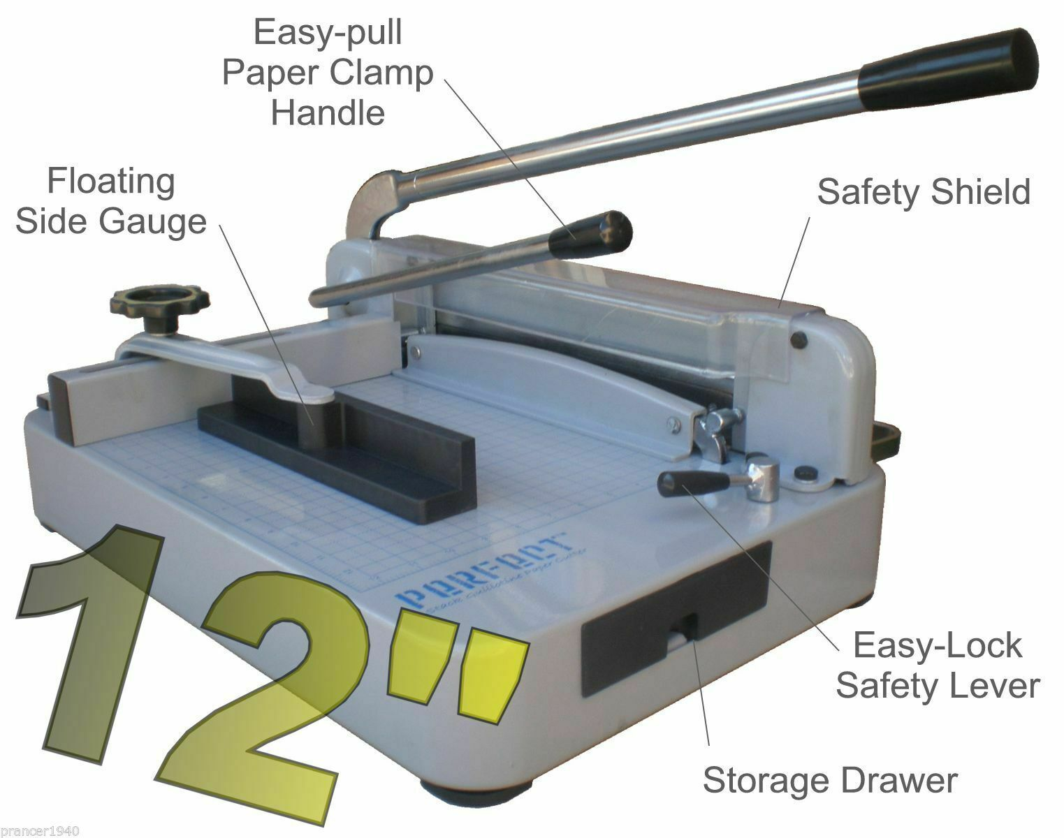 Perfect G12 Pro Cutter-New in Box
