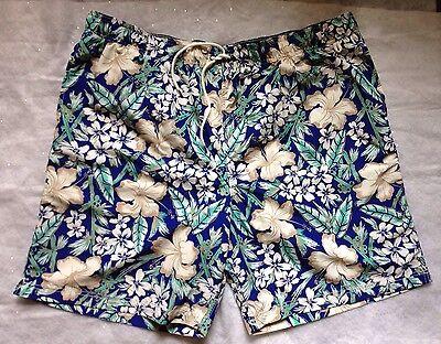 LANDS' END Shorts Size: XXL NEW Men's Regular Swim Мужские Шорты