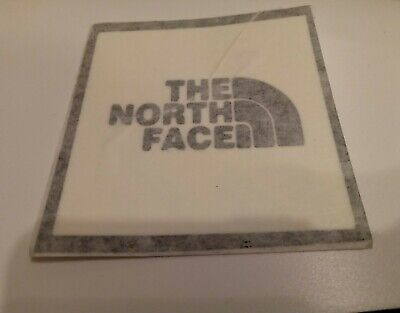 THE NORTH FACE Funny Car/Van/4x4Vinyl Decal Sticker