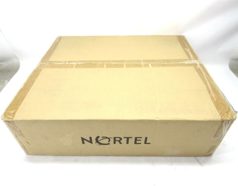 Nortel Aa0005017-e5 Rpsu15 Chassis Empty Ethernet Power Supply New