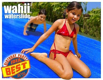75ft Giant slip n slide.......buy giant slip and slide banzai wahii