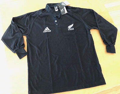 5ca2651e4 All Blacks Brand NEW Authentic Adidas 2003 World Cup Jersey Size XL