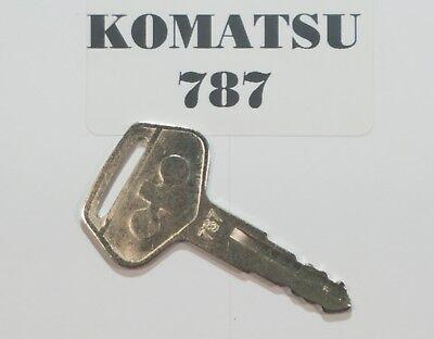 55 Komatsu Keys Heavy Equipment Key 787 Will Fit Most Of Komatsu Equipment