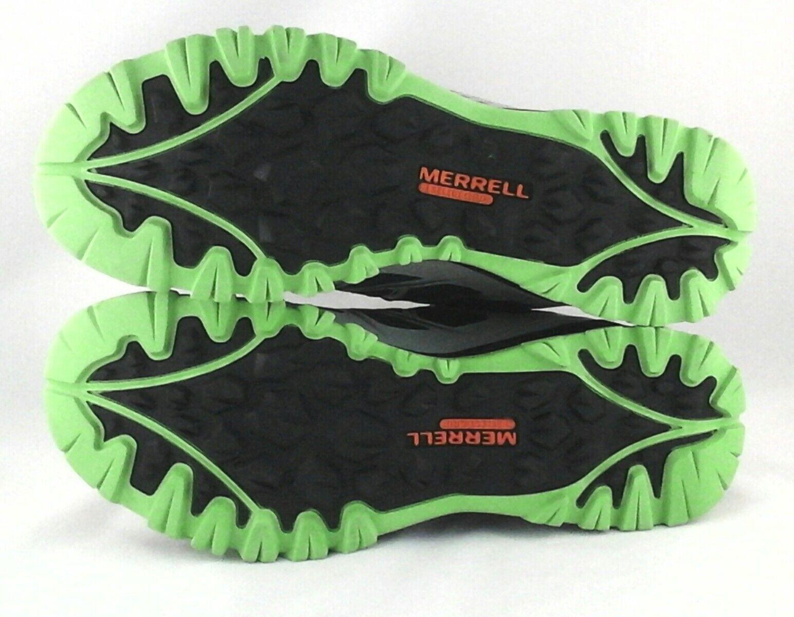 MERRELL Hiking Shoes CAPRA BOLT Sneakers Black Silver J35383 Dry Men s  130  New 964ec905f
