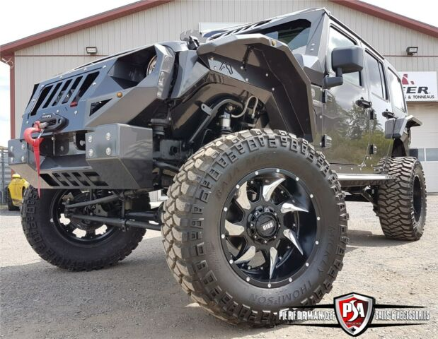 Jeep Wrangler Accessories 2017 >> 2017 Jeep Wrangler Unlimited Extreme 38 000 In Accessories