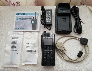 TETRA-RADIO-TELTRONIC-HTT500-410-470-MHZ-EXTRAS