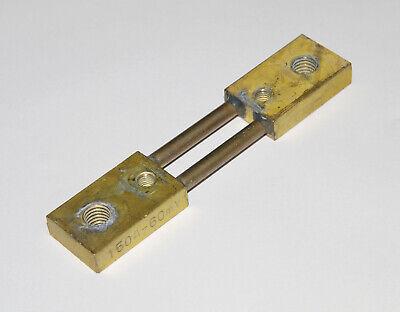 Dc Current Shunt 100a150a 60mv Class 0.5 Precise Amp Amperepower Meter